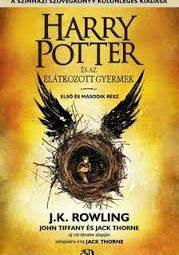Harry Potter könyv