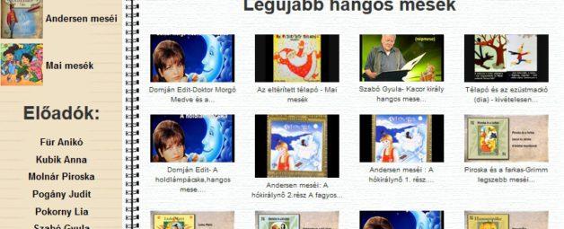 Hangos könyvek gyerekeknek